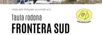 Taula rodona: FRONTERA SUD