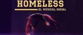 Homeless. El musical social. Dissabte 8 de juny