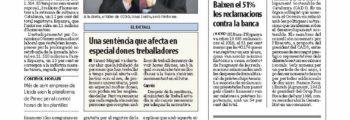 """Lleida perd 1.800 feines en hores extres """"irregulars"""""""