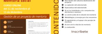 Formació: Gestió de projectes de mentoria social (online)